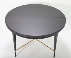 A Paul McCobb Ebonized Dining Table for Calvin