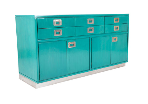 Sideboard Designed by Ico Parisi Produced by Spartaco Brugnoli in 1977