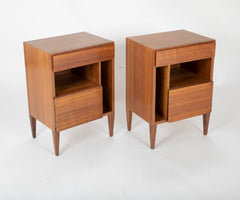 Pair of Bedside Cabinets by Gio Ponti for Singer Brothers