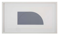 Complete Portfolio of Prints-Multiple Panel Paint 1973-1976, Edition B by Robert Mangold