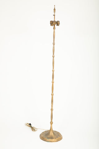 Tiffany Studio Dore Bronze Floor Lamp