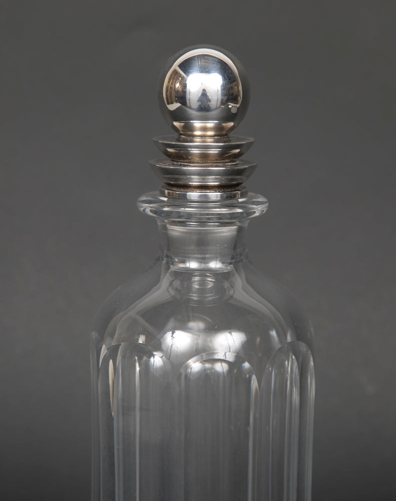 Georg Jensen Crystal Decanter