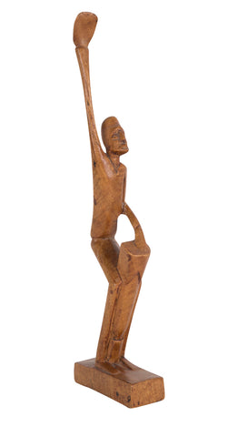 Central African Wood Carving