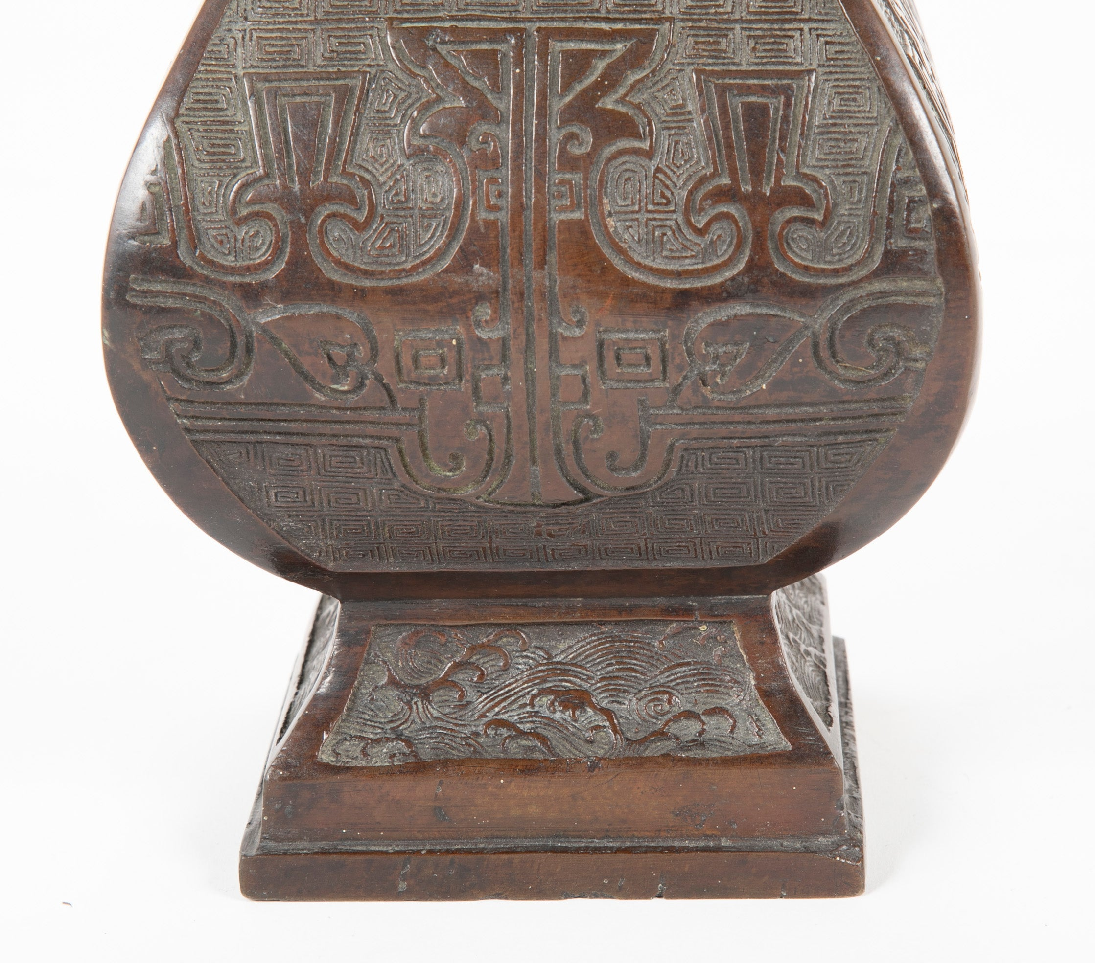 19th Century Chinese Bronze Vase