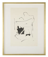 Robert Motherwell Lithograph