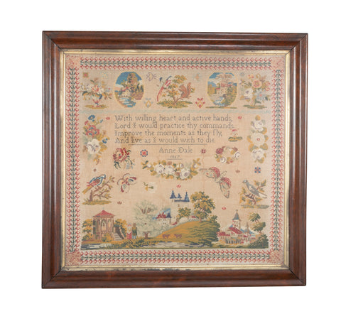English Needlepoint by Anne Dale