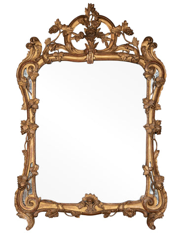 18th Century French Provencal Mirror