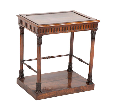 Rosewood Regency Rectangular Table