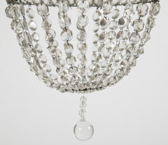 Baltic Neoclassic Crystal Chandelier