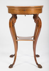 Neo-Classical Sewing Table