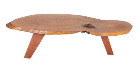 One-of-a-Kind Nakashima Style Coffee Table