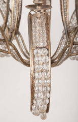 Late 20th Century Bagues Style Chandelier