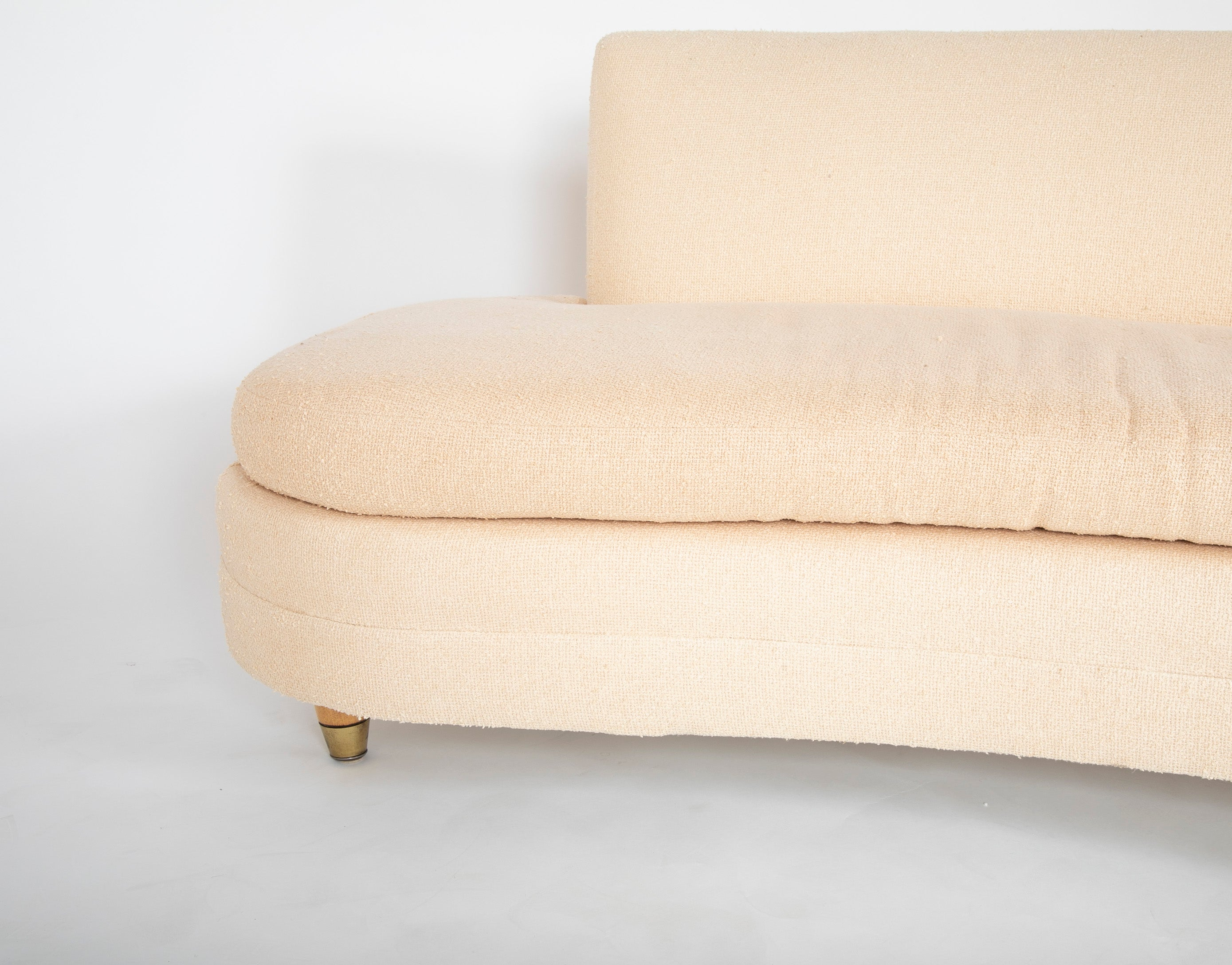 Chic Pair of Vintage Sofas from the 1950's