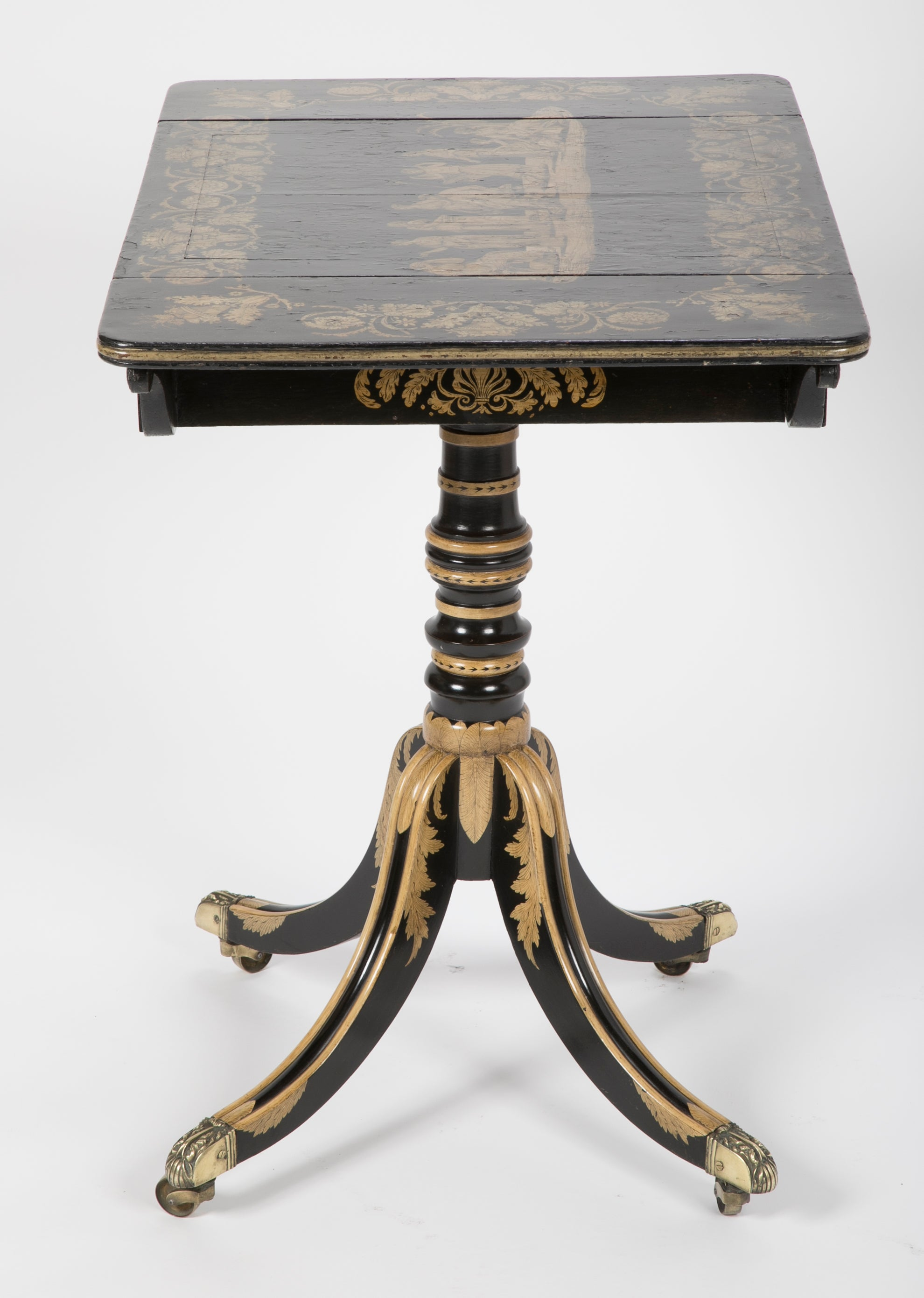 Penwork Games Table