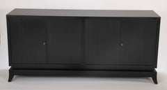 An Ebonized Mahogany Credenza in the Manner of Tommi Parzinger