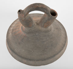 Old Terracotta Ritual Ewer