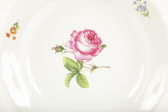 A Partial Meissen Hand Painted Dinner Service