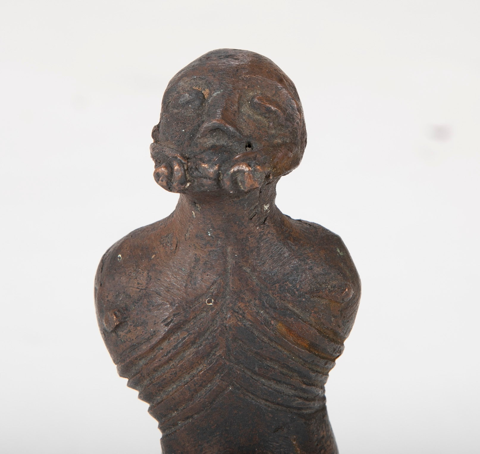 Fon Bronze Used In Religious Vodoo Ceremonies
