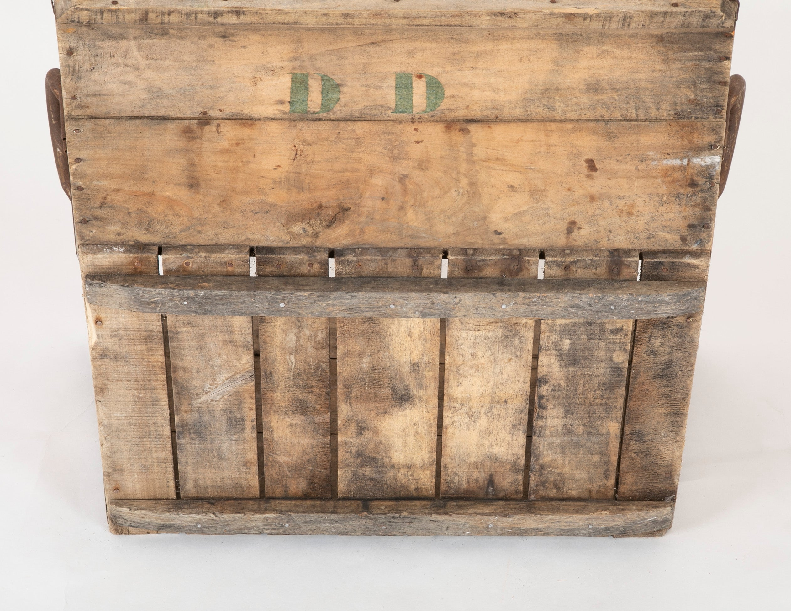 3 Vintage French Champagne Harvest Boxes