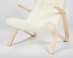 Grasshopper Chair Designed by Eero Saarinen for Knoll