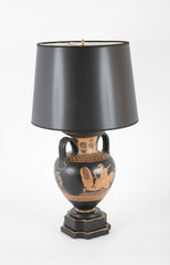 Greek Vase Lamp