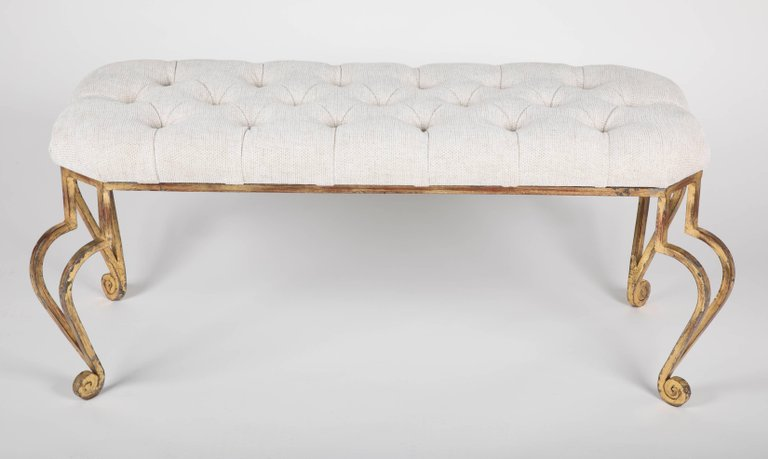 Window Bench by Maison Ramsay