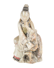 Chinese Soapstone Carving