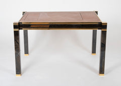 Karl Springer Lizard Skin Games Table