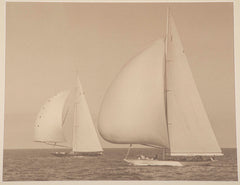 """Rainbow"" An Original Gelatin Silver Print Photograph by Albert Cook Church (1880 - 1965)"