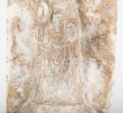 Marble Carving of Buddha