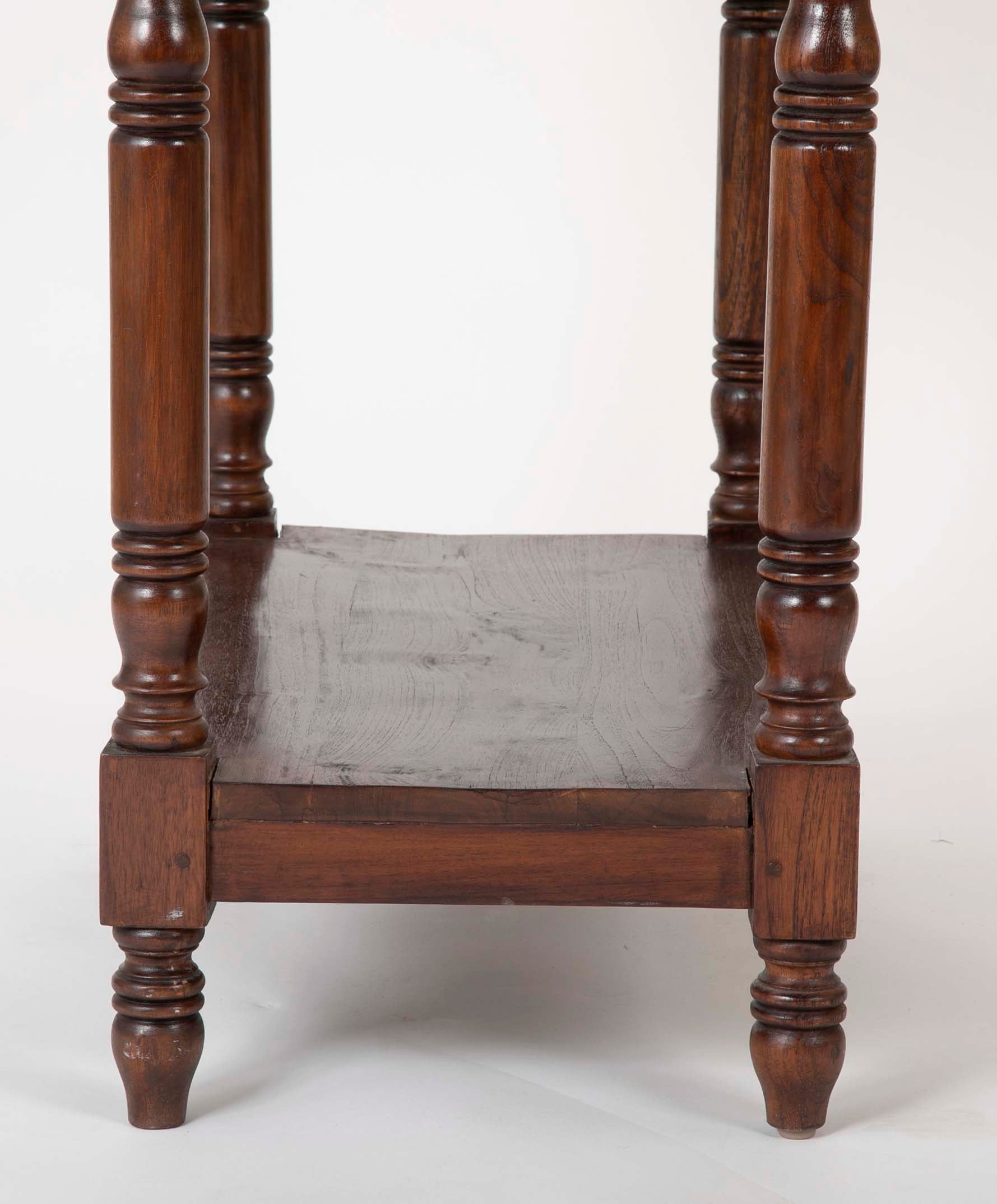 19th Century West Indian Ship Model Table