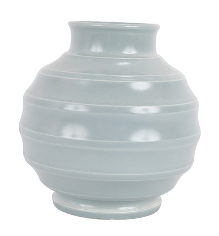 Keith Murray Wedgwood Ring Slip Vase