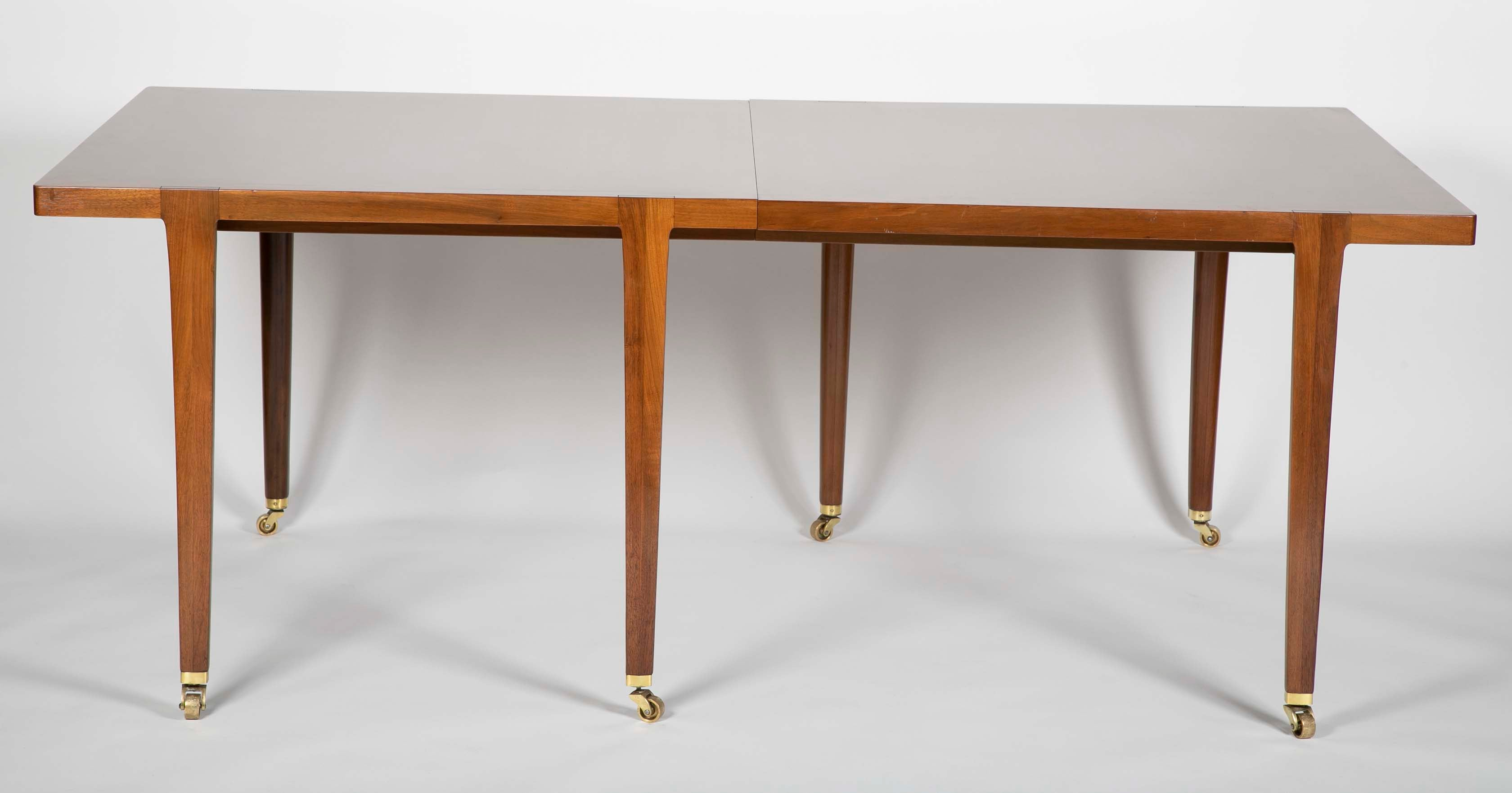 A Dining or Conference Table by Edward Wormley for Dunbar Furniture