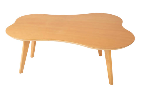 "Jens Risom for Knoll,  ""Cloud"" Coffee Table in Maple"