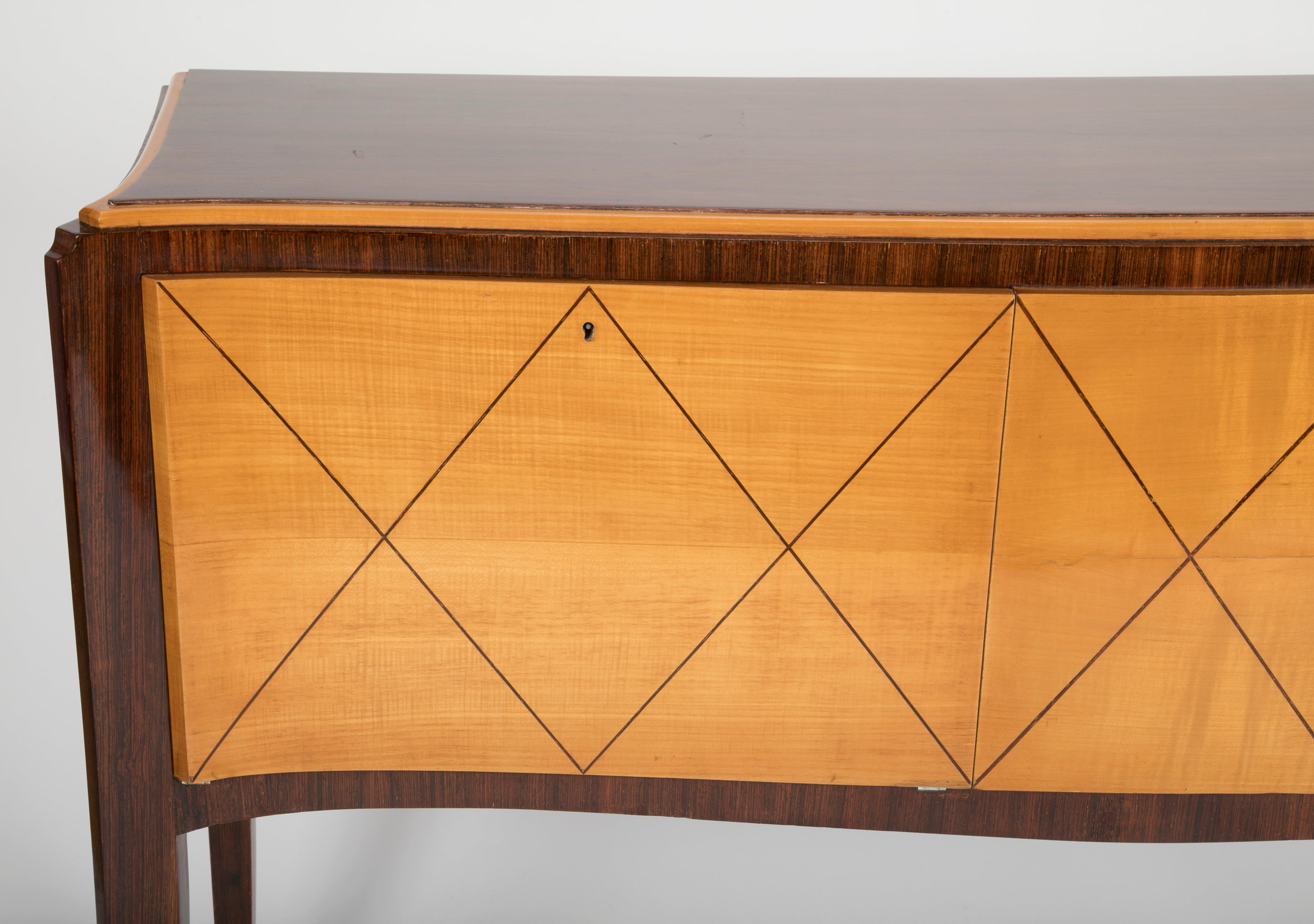 French Art Deco Cabinet