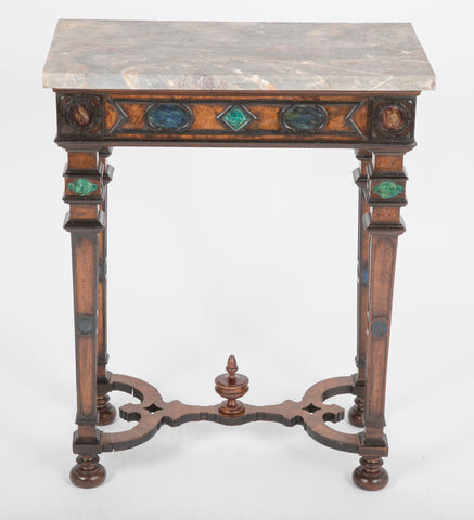 Louis XIII Style Side Table