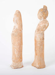 Male and Female Tang Dynasty Figures