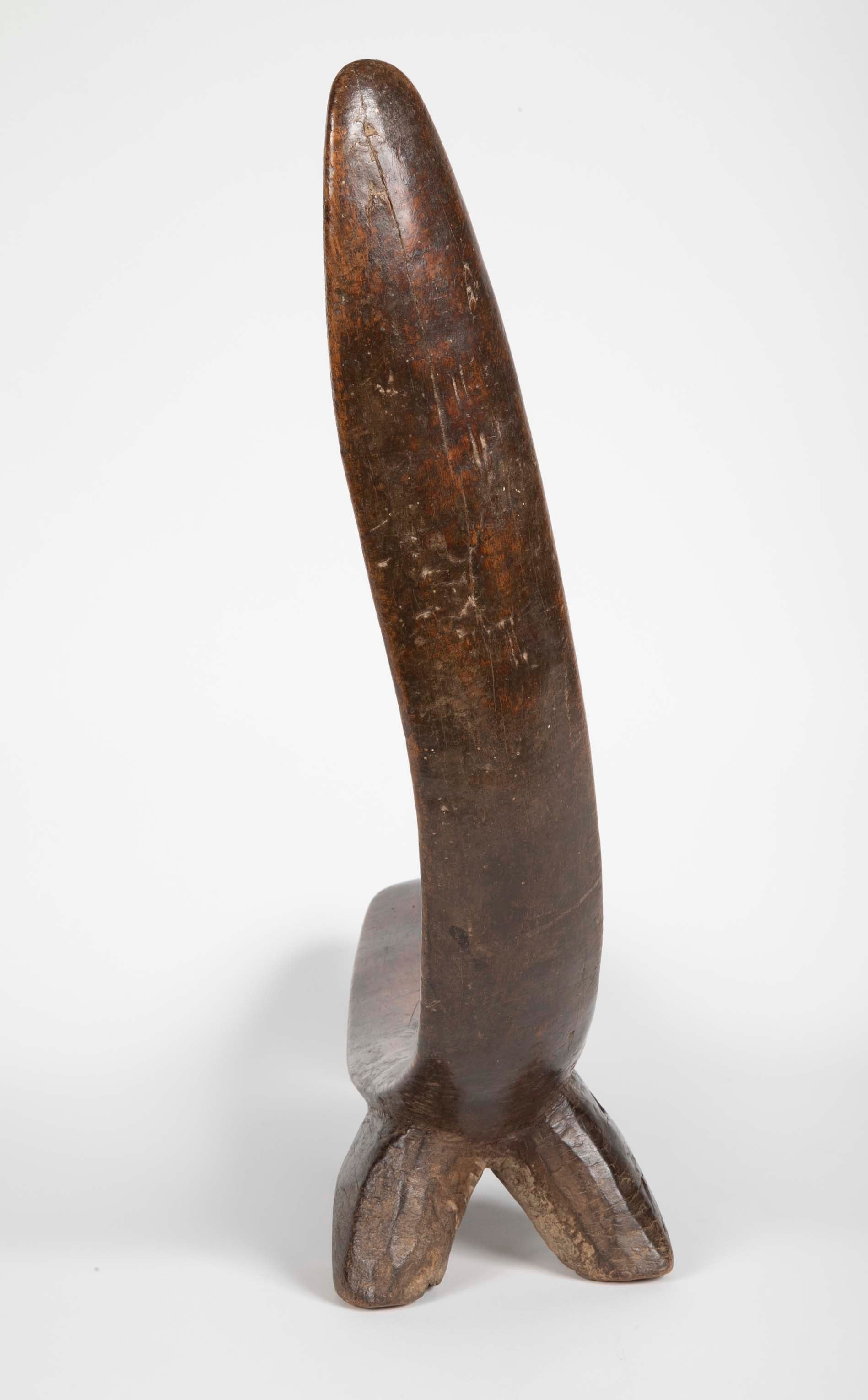 A Stool from The Lobi Tribe