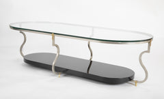 Coffee Table Designed by Tommi Parzinger for Parzinger Originals