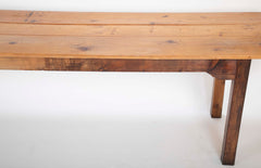 Long Pine Farm Table