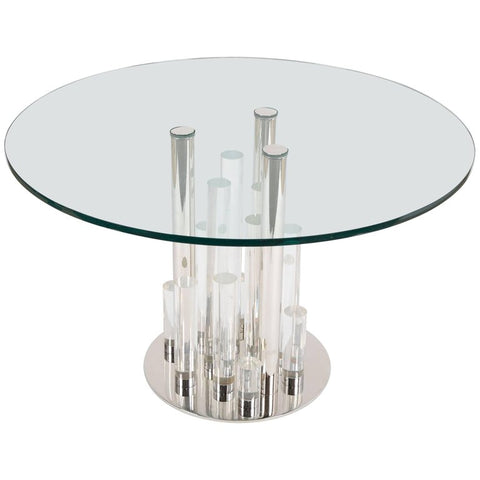Charles Hollis Jones Skyscraper Table