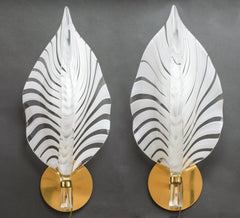Murano Glass Sconces