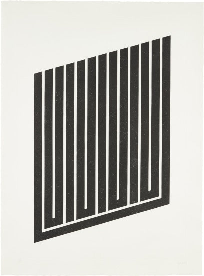 Donald Judd, Untitled 1978-9