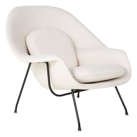 Early Womb Chair Designed for Eero Saarinen