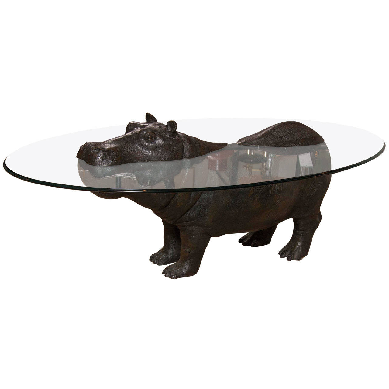 Hippo Table By Mark Stoddart Avery Dash Collections - Hippo coffee table