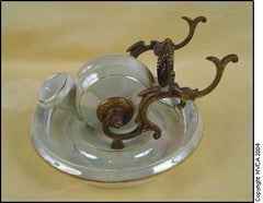Snail Inkwell