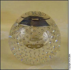 English Controlled Bubble Inkwell