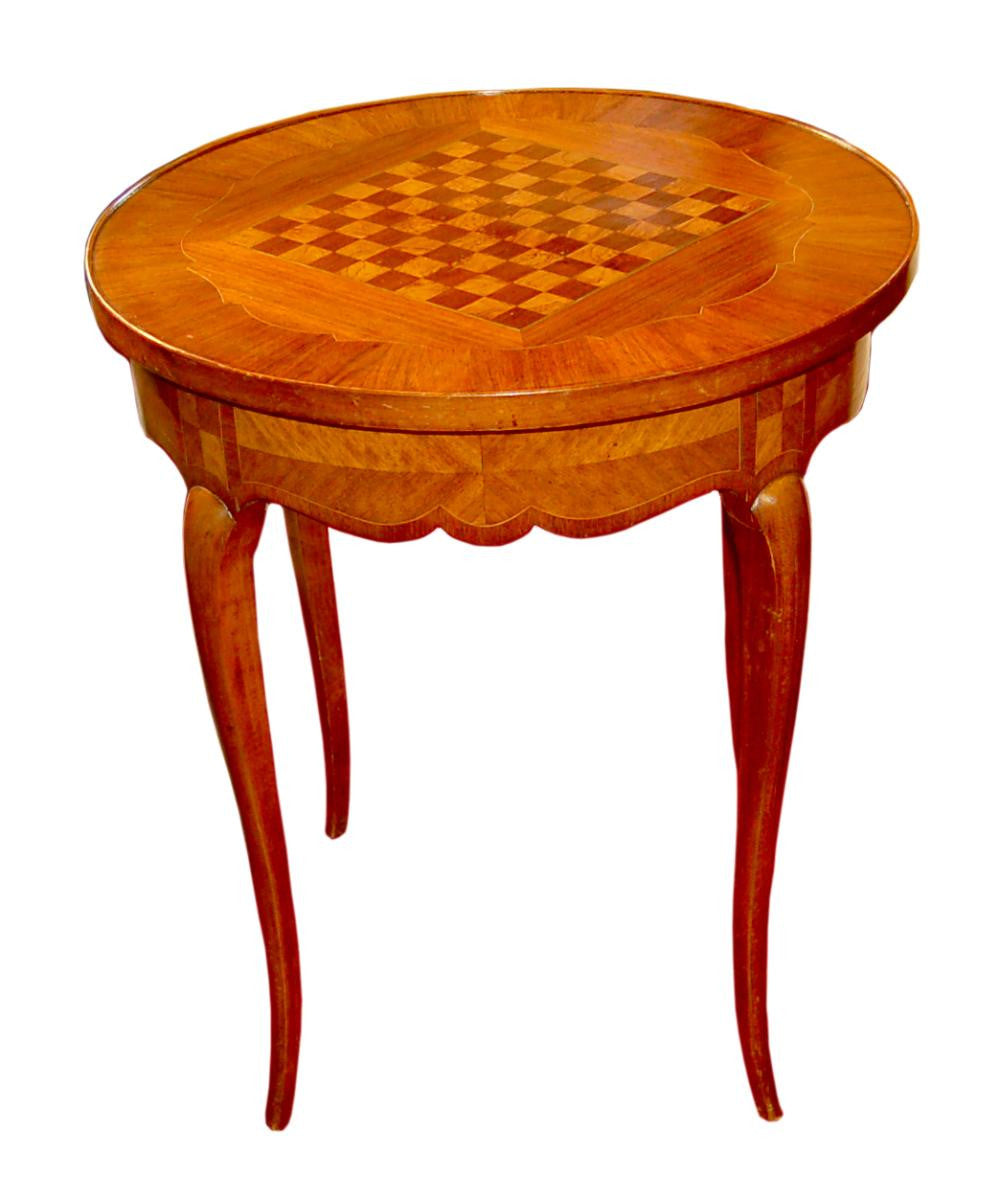 Italian Games Table