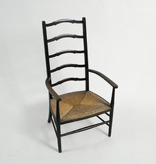 Arts & Crafts Nursing Chair