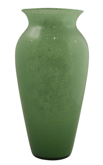 Kimble Glass Cluthra-Form Vase